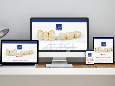 Dental lab site