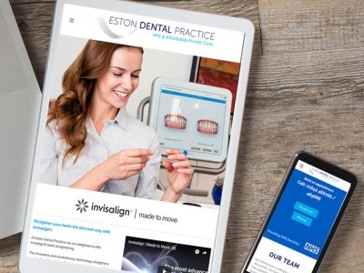Eston Dental Website